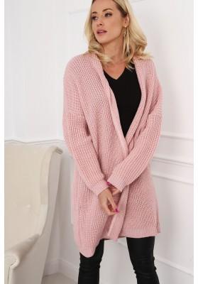 Sweter ze złotą nitką 0369