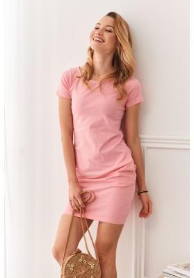 Růžové sportovní šaty