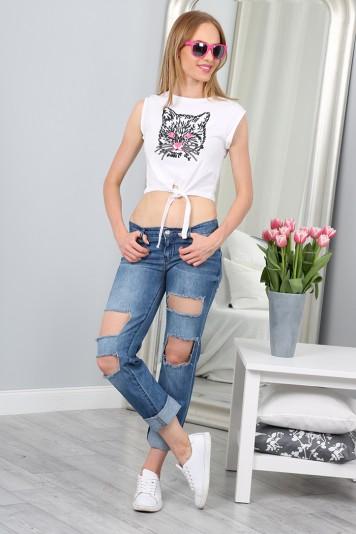 Spodnie Jeans 98940