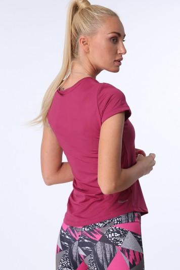 T-shirt sportowy fioletowy MR16620