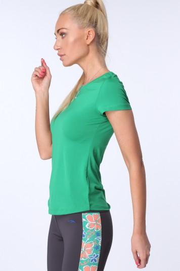 T-shirt sportowy zielony MR16620