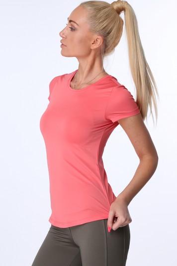 T-shirt sportowy łososiowy MR16620