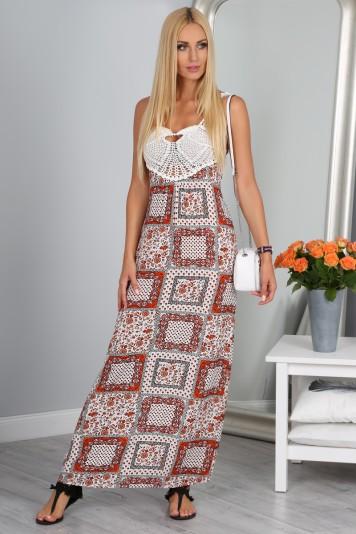Sukienka Multikolor BB20455