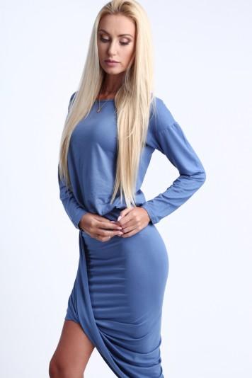 Indygo sukienka dopasowana 4050