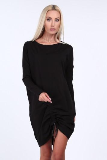 Dámské černé šaty - FASARDIofficial.cz fea75dbdcb