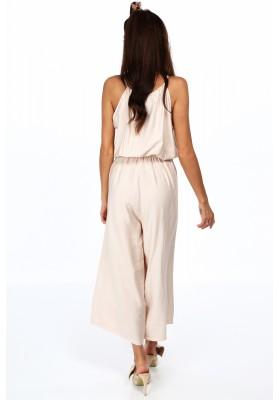 Minimalistické šaty s 3/4 rukávmi, navy