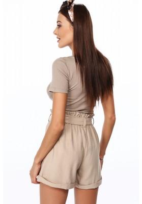 Sukienka Jasnoszara 9978